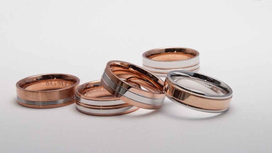 6 tips to choosing the perfect his and hers wedding rings