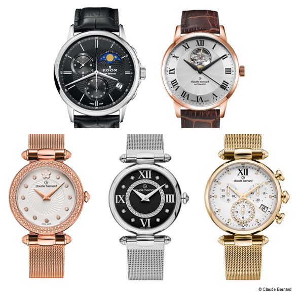 Christmas gift idea: Claude Bernard watch