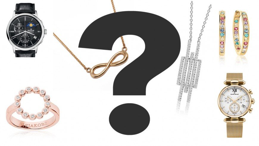 How to choose the perfect jewellery gift this Christmas