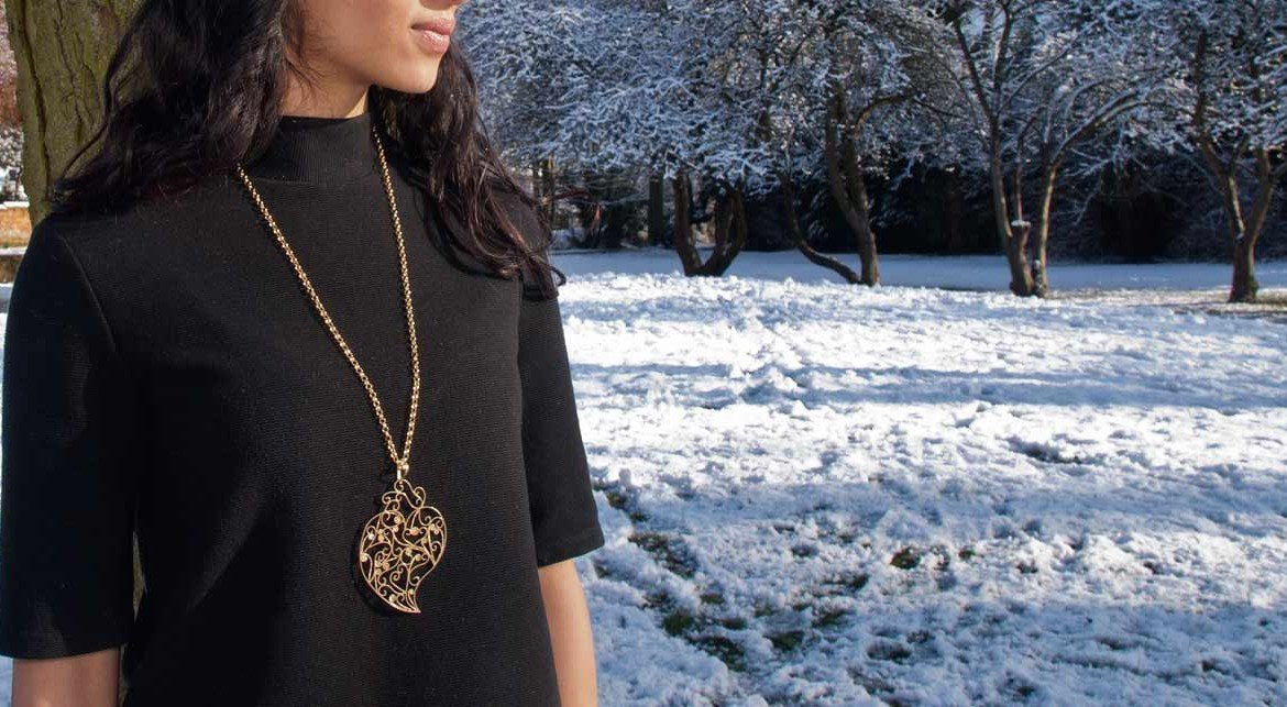 The Viana Heart: Handcrafted Portuguese jewellery at its finest