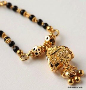 Wedding jewellery tradition: Mangalsutra