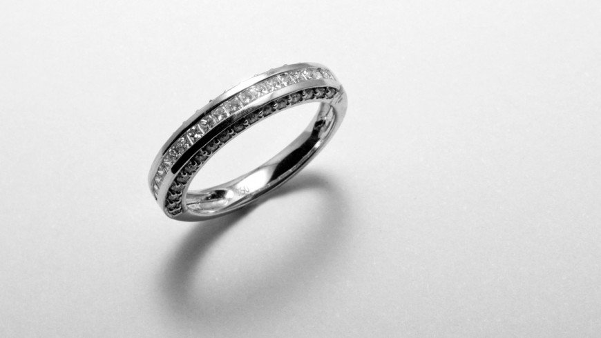 Everything you need to know about eternity rings