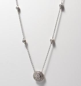 Black Friday Jewellery Event - diamond necklace